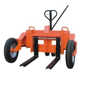Gelände-Hubwagen z. B. für Baustellen