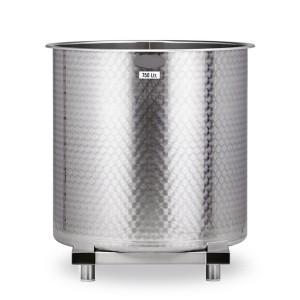 05000015 - Edelstahlbehälter, Inhalt 380 Liter
