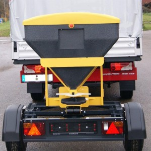05100016 - Elektro-Streugerät für Sand, Granulat und Ölbinder
