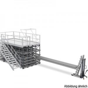 05500008 - Regalsystem als Schubladen-Wabenregal für Langgut
