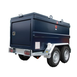 Tankwagen KD 400-995l