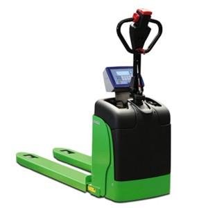 05900159 - Elektrohubwagen mit Waage