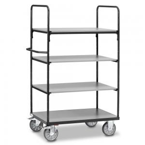 01600939 - Fetra Etagenwagen mit vier Ebenen, Grey Edition