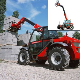 Manitou MLT 627 - MLT 627 T