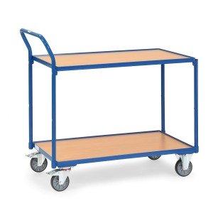 01600080 - Tischwagen mit zwei Ebenen