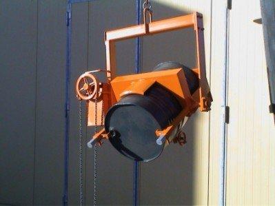 03800034 - Schwerlast-Kipptraverse bis 1200kg