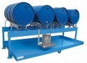 00600101 - Abfüllstation für 2 Stück oder 4 Stück 200l-Fässer