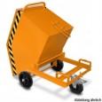 00600122 - Kastenwagen ohne Einfahrtaschen 250l - 1000l