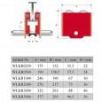 XL-S-2012010LKR025 - Laufkatze