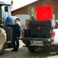 10000006 - Diesel-Tankanlage mobiMASTER 450l, PE, einwandig