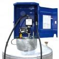 07000048 - Benzin-Tankanlage - Typ KA, 400l, doppelwandig - zur Lagerung