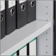 07700001 - Leichter Brandschutz-Dokumentenschrank PRIODOC30, LFS30P, 2-flügelig