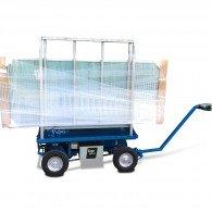 ErgoMover Cargo mit elektrischer Transportwagen