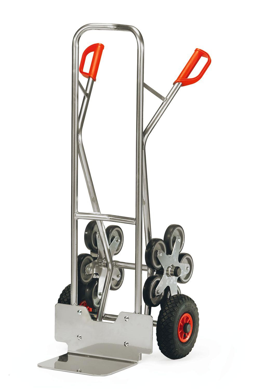 aluminium treppenkarre tragkraft 200kg online kaufen treppen sackkarren bestellen. Black Bedroom Furniture Sets. Home Design Ideas