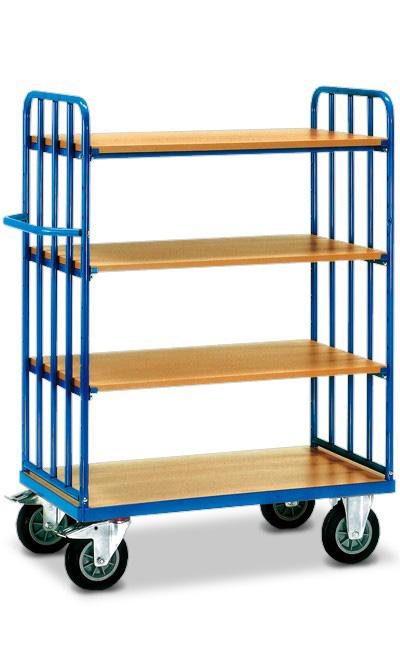 etagen transportwagen tragkraft 400 500kg. Black Bedroom Furniture Sets. Home Design Ideas