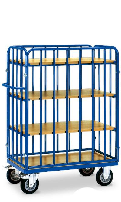etagen transportwagen 0160017101 online kaufen etagenwagen mit 3 b den bestellen. Black Bedroom Furniture Sets. Home Design Ideas