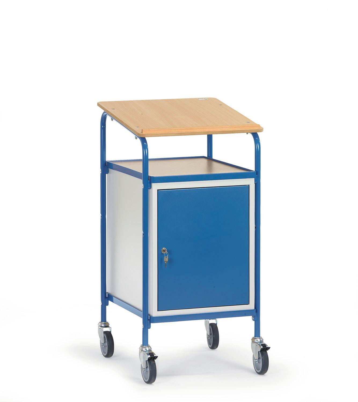 Rollpult mit zwei ebenen 01600558 online kaufen for Couchtisch zwei ebenen