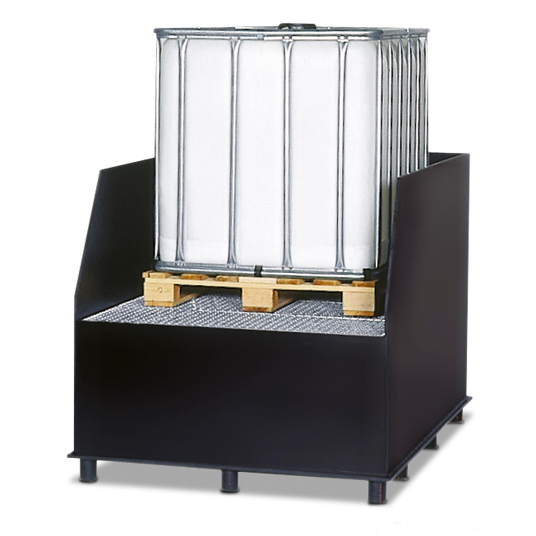 auffangwanne pe hd 1000l online kaufen auffangwannen aus. Black Bedroom Furniture Sets. Home Design Ideas