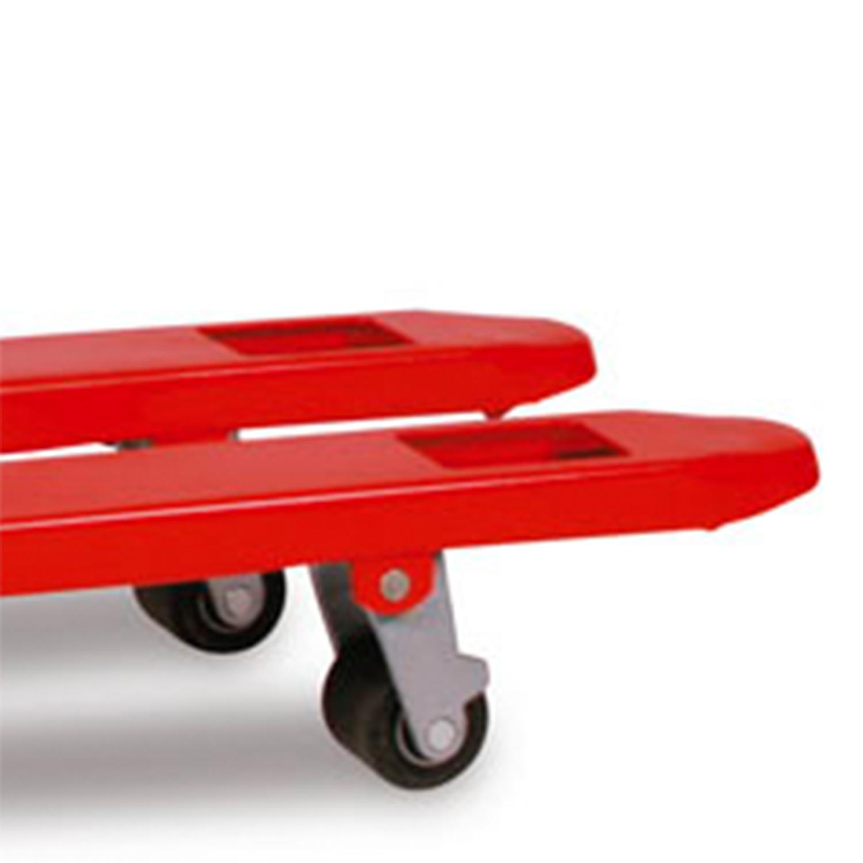 hubwagen f r europaletten singlebereifung online kaufen hubwagen top seller bestellen. Black Bedroom Furniture Sets. Home Design Ideas